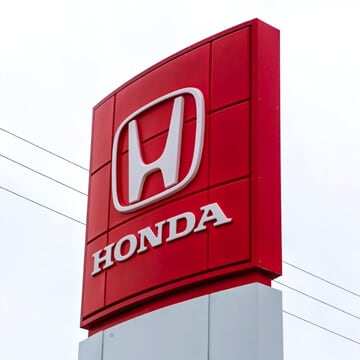 Honda Driving Excellence Award